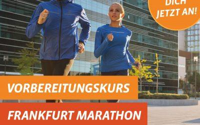 Vorbereitungskurs Frankfurt Marathon
