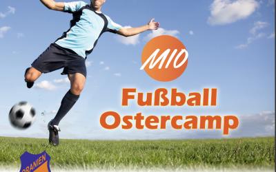 FUSSBALL – OSTERCAMP